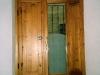 Finestra in legno massello
