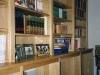 Libreria su misura in legno