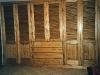 Armadio in legno di pino di Svezia