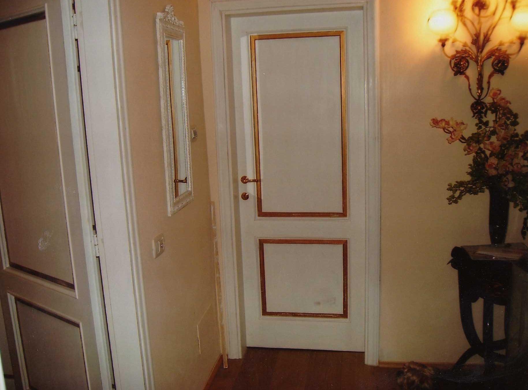 Porte stile fiorentino